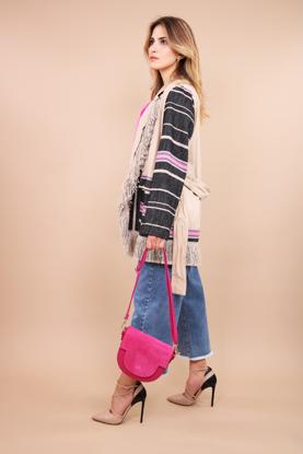 Immagine di Blazer Kimono con frange